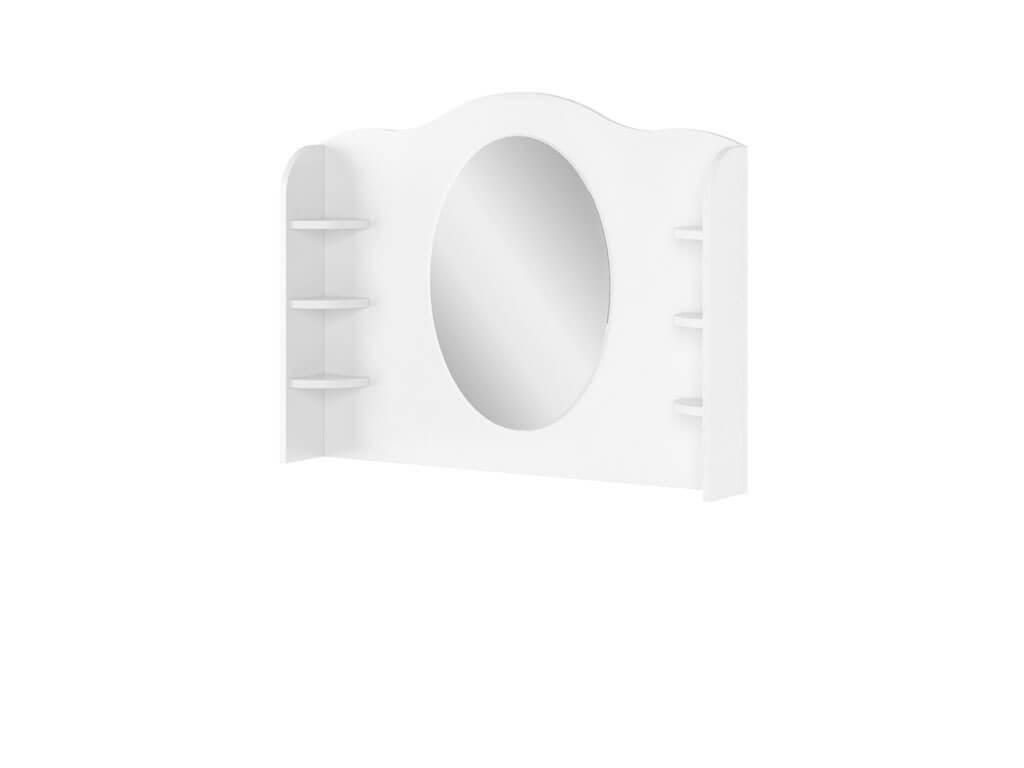 nadstawka-toaletka z lustrem nad biurko lub komodę
