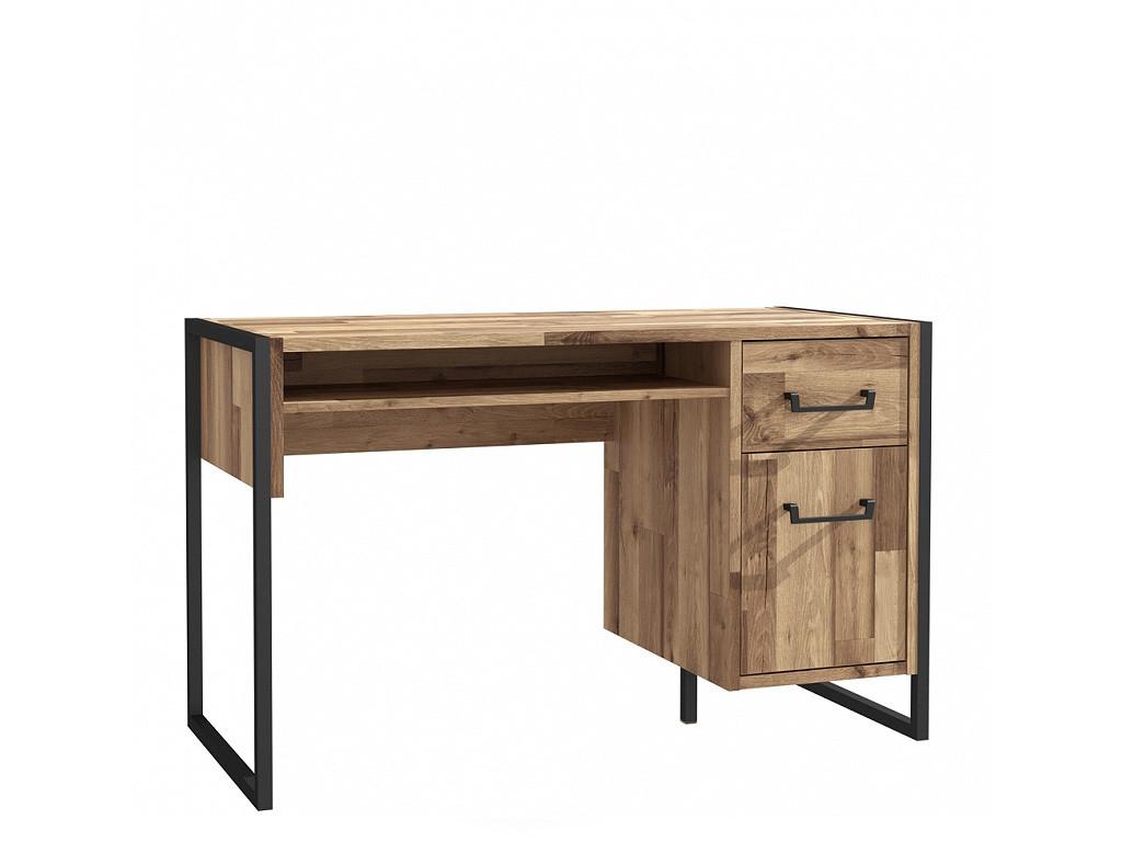 Industrialne biurko z kolekcji HUD HUDB211R – nowoczesne i stylowe