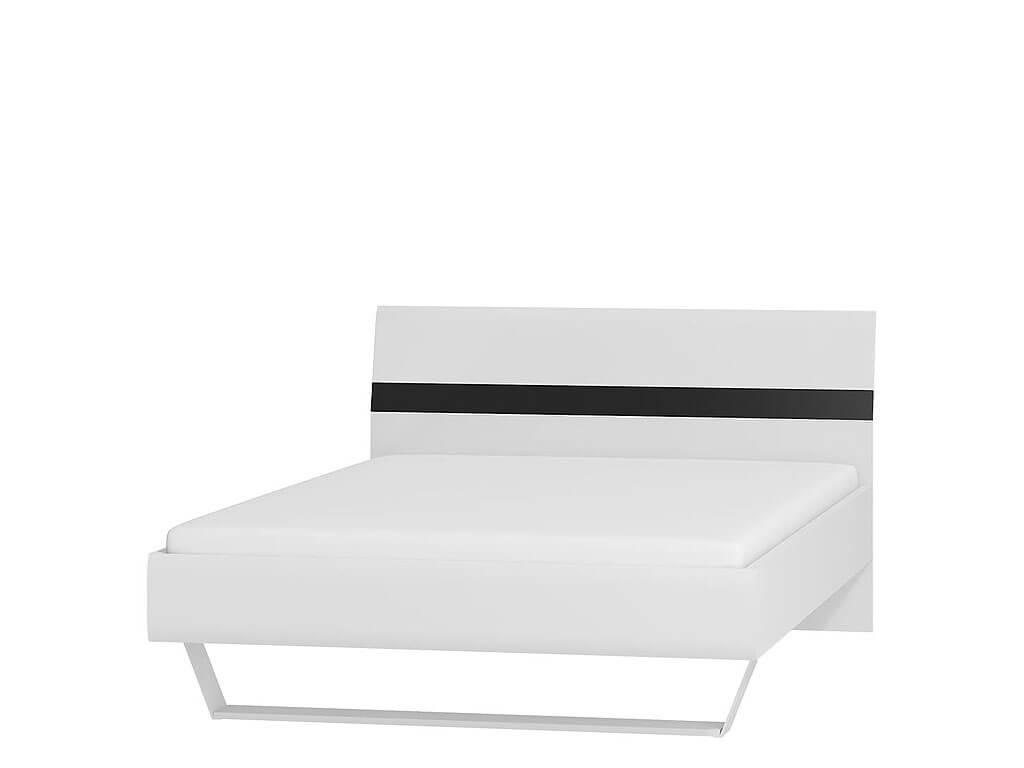nowoczesne łóżko w rozmiarze 120x200