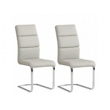 krzesła z ekoskóry do jadalni