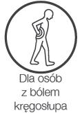 materac dla osób z bólem kręgosłupa