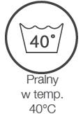 pranie do 40